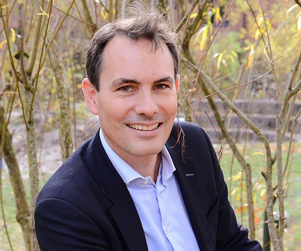 Jörg Kaiser, 1. Vorstand, Kinderland Erding